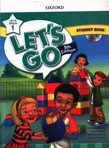 Lets Go Begin (1) Student Book