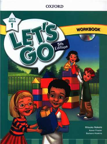 Lets Go Begine (1)Workbook