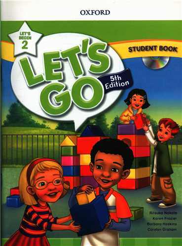 Lets Go Begin(2) Student Book