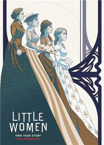 تابلو Little Women