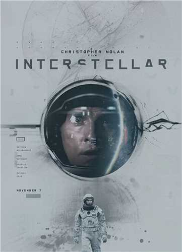 تابلو interstellar