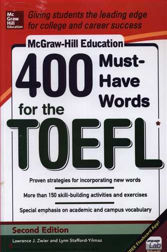 400Words For the Toefl