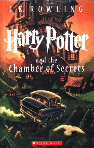 Harry Potter And The Chamber Of Secrets (2)(جنگل)
