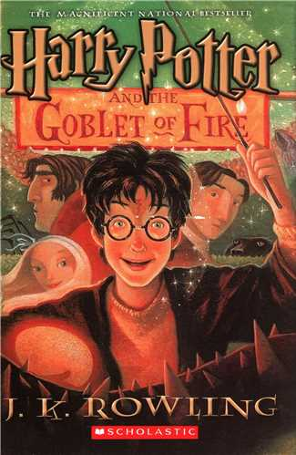 Harry Potter And The Goblet Of Fire (4)(Full Text) (جنگل)