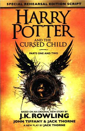 Harry Potter And The Cursed Child (8)(Full Text) (جنگل)