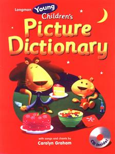 Longman Young Childrens Picture Dictionary+CD