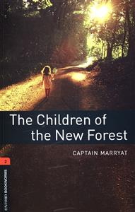 Bookworms (The Children of the New Forest + CD (جنگل)