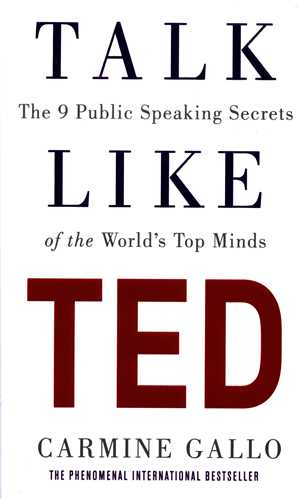 Talk Like Ted (جنگل)