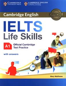 Cambridge Ielts Life Skills A1 + CD (جنگل)