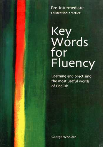 Key Words for Fluency (Pre intermediate) (جنگل)