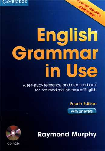 English Grammar in Use Intermediate Ed 4 + CD (جنگل)