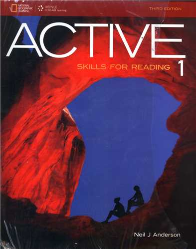 Active Skills For Reading 1 + CD (جنگل)