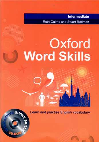 Oxford Word Skills Intermediate + CD (جنگل)