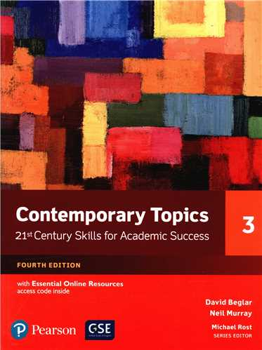 Contemporary Topics (3)(CD) (جنگل)