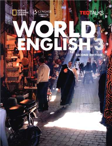 World English (3)(SB&WB)(DVD) (جنگل)