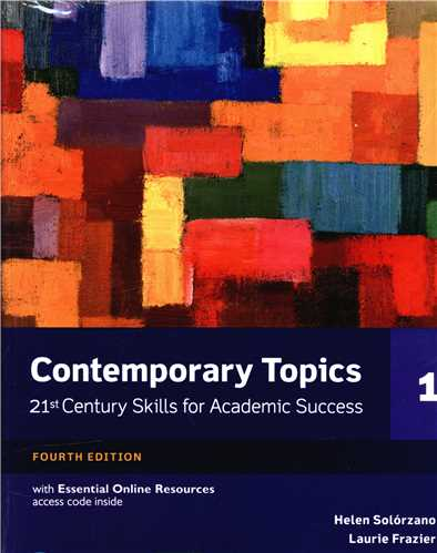 Contemporary Topics (1)(CD) (جنگل)