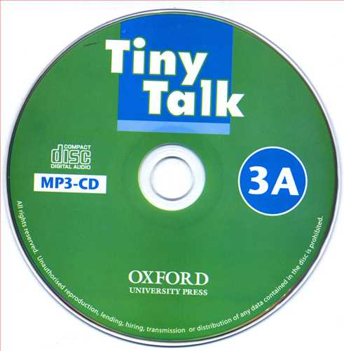 Tiny Talk (3A)(MP3)(جنگل)