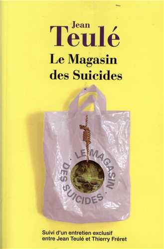 Le Magasin des Suicides (معیارعلم)